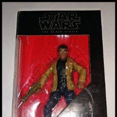 Figuras y Muñecos Star Wars: STAR WARS # 01 - FINN ( JAKKU ) # THE BLACK SERIES - 15 CM - NUEVO EN SU CAJA ORIGINAL DE HASBRO... Lote 181811741