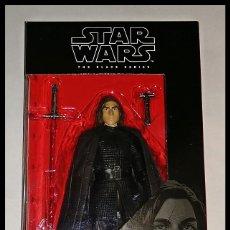 Figuras y Muñecos Star Wars: STAR WARS # 45 - KYLO REN # THE BLACK SERIES - 15 CM - NUEVO EN SU CAJA ORIGINAL DE HASBRO... Lote 181813628