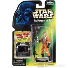 Figuras y Muñecos Star Wars: STAR WARS BIGGS DARKLIGHTER WITH BLASTER PISTOL. Lote 182278263