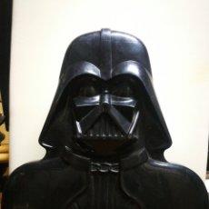 Figuras y Muñecos Star Wars: MALETÍN STAR WARS DARTH VADER GUARDA FIGURAS KENNER (STORAGE CHAMBER), AÑOS 80'S. 40X38CM.DIFÍCIL!.. Lote 182316707