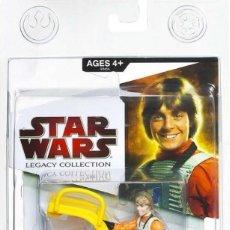Figuras y Muñecos Star Wars: STAR WARS - LUKE SKYWALKER LEGACY COLLECTION. Lote 27958691