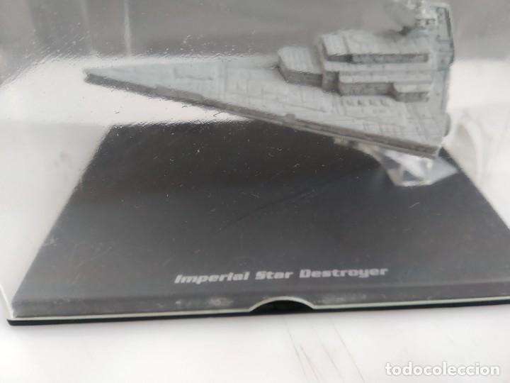 Figuras y Muñecos Star Wars: ANTIGUA FIGURA DE NAVE STAR WARS IMPERIAL STAR DESTROYER - Foto 2 - 182396695