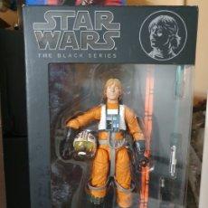 Figuras y Muñecos Star Wars: STAR WARS BLACK SERIES LUKE PILOTO . Lote 182477938