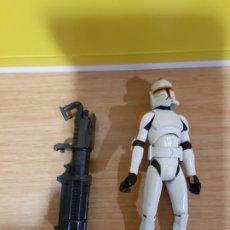 Figuras y Muñecos Star Wars: FIGURA STAR WARS , SOLDADO CLON .. Lote 182715605
