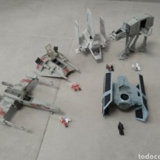 Figuras y Muñecos Star Wars: STAR WARS MICRO MACHINES LOTE 5 NAVES. Lote 182909788