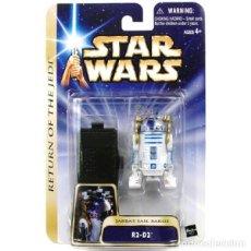 Figuras y Muñecos Star Wars: STAR WARS R2-D2 JABBAS SAIL BARGE. Lote 182968447