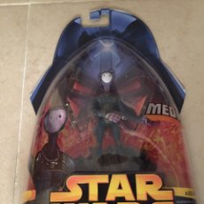 Figuras y Muñecos Star Wars: FIGURA POLIS MASSAN - STAR WARS - REVENGE OF THE SITH ROTS - HASBRO KENNER VINTAGE. Lote 183169557