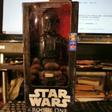 Figuras y Muñecos Star Wars: STAR WARS ROGUE ONE. NUEVO SIN ABRIR 30CM. Lote 183319396