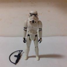 Figuras y Muñecos Star Wars: FIGURA STAR WARS STORMTROOPER GMFGI 1977 PBP. Lote 183407908