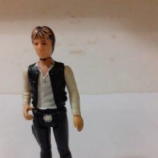Figuras y Muñecos Star Wars: FIGURA STAR WARS HAN SOLO GMFGI 1977. Lote 183421461