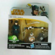 Figuras y Muñecos Star Wars: STAR WARS ROSE BB-8 BB-9E. Lote 183525923