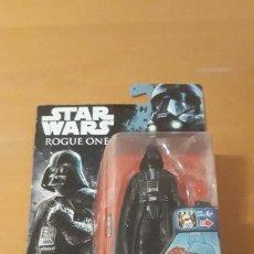 Figuras y Muñecos Star Wars: STAR WARS ROUGE ONE FIGURA DE DARTH VADE DISNEY HASBRO. Lote 183541736