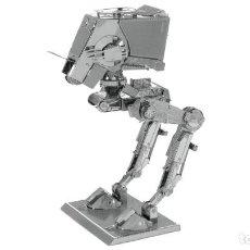 Figuras y Muñecos Star Wars: METAL AT-ST STAR WARS. MAQUETA METÁLICA. A ESTRENAR.. Lote 183680123