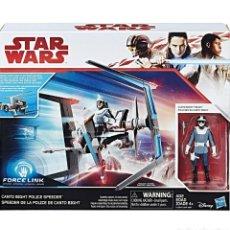 Figuras y Muñecos Star Wars: STAR WARS FORCE CANTO BIGHT POLICE SPEEDER. Lote 183874505
