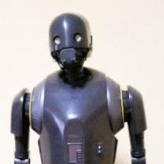 Figuras y Muñecos Star Wars: ROBOT K2SO DE ROGUE ONE STAR WARS JAKKS PACIFIC . Lote 184220712