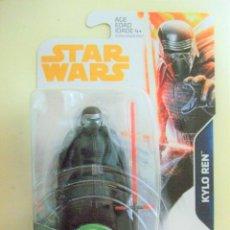Figuras y Muñecos Star Wars: FIGURA KYLO REN - HAN SOLO STAR WARS STORY DISNEY HASBRO LA GUERRA GALAXIAS FORCE LINK 2.0. Lote 184254113