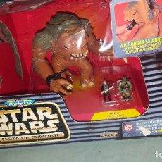 Figuras y Muñecos Star Wars: MICROMACHINES - STAR WARS - RANCOR FLOTA DE COMBATE - AÑO 1996. Lote 184645921
