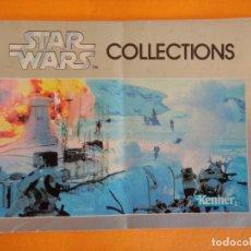 Figuras y Muñecos Star Wars: STAR WARS 1982 ESB MINI CATALOGO COLLECTIONS KENNER .. Lote 184912631