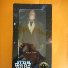 Figuras y Muñecos Star Wars: FIGURA STAR WARS OBI WAN KENOBI MIB COLLECTOR SERIES 12 INCH KENNER 1997 .. Lote 184913866