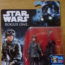 Figuras y Muñecos Star Wars: STAR WARS SERGEANT JYN ERSO ( EADU ) ROGUE ONE NUEVO EN SU BLISTER Ó CAJA ORIGINAL DE HASBRO. . Lote 184922235