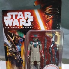Figuras y Muñecos Star Wars: FIGURA STAR WARS CONSTABLE ZUVIO. Lote 186041651