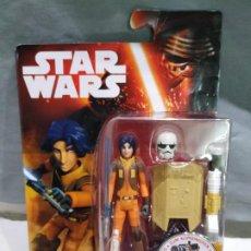 Figuras y Muñecos Star Wars: FIGURA STAR WARS EZRA BRIDGER. Lote 186041705