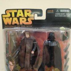 Figuras y Muñecos Star Wars: FIGURA STAR WARS ANAKIN SKYWALKER DARTH VADER. Lote 186055413