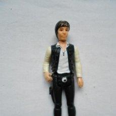 Figuras y Muñecos Star Wars: HAN SOLO FIGURA STAR WARS VINTAGE ORIGINAL KENNER AÑO 1977. Lote 234154645