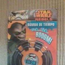 Figuras y Muñecos Star Wars: BOMBA DE TIEMPO -STAR WARS - REBELS. Lote 187127372
