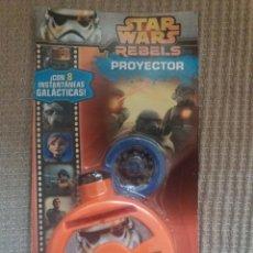 Figuras y Muñecos Star Wars: PROYECTOR -STAR WARS- REBELS. Lote 187127588