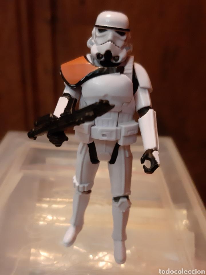 FIGURA ARTICULADA SOLDADO DE ASALTO (CLON) 10 CM, STAR WARS ROGUE ONE (Juguetes - Figuras de Acción - Star Wars)