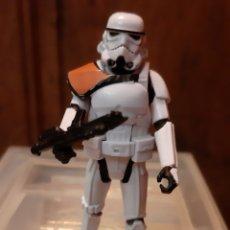 Figuras y Muñecos Star Wars: FIGURA ARTICULADA SOLDADO DE ASALTO (CLON) 10 CM, STAR WARS ROGUE ONE. Lote 187460015