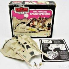 Figuras y Muñecos Star Wars: STAR WARS KENNER VINTAGE SNOWSPEEDER COMPLETO CON CAJA 19011015. Lote 187590302