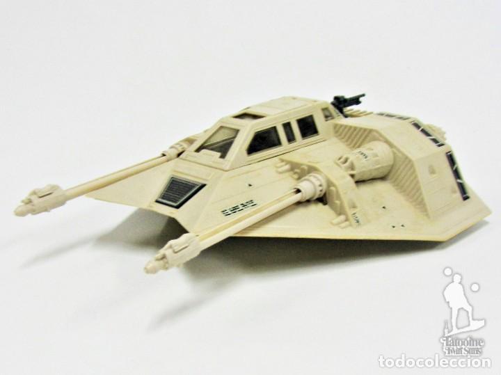 Figuras y Muñecos Star Wars: Star Wars Kenner Vintage Snowspeeder completo con caja 19011015 - Foto 4 - 187590302