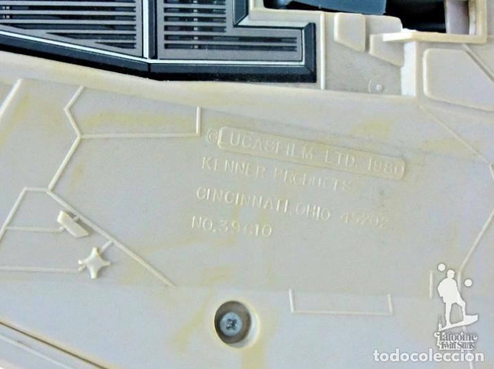 Figuras y Muñecos Star Wars: Star Wars Kenner Vintage Snowspeeder completo con caja 19011015 - Foto 8 - 187590302