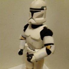 Figuras y Muñecos Star Wars: SOLDADO IMPERIAL CLON GRANDE LUKE ARTICULADO WARS. Lote 40760834