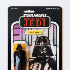 Figuras y Muñecos Star Wars: STAR WARS KENNER VINTAGE DARTH VADER BLISTER 65 BACK KENNER 19012001. Lote 188507160