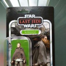 Figuras y Muñecos Star Wars: FIGURA COLECCIONISTA STAR WARS (REY) THE LAST JEDI. Lote 188652093