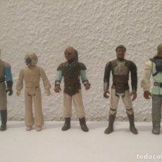 Figuras y Muñecos Star Wars: LOTE FIGURAS STAR WARS VINTAGE. Lote 215494746