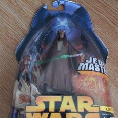 Figuras y Muñecos Star Wars: FIGURA STAR WARS AGEN KOLAR JEDI MASTER REVENGE OF THE SITH NUEVA EN BLISTER. Lote 188729765