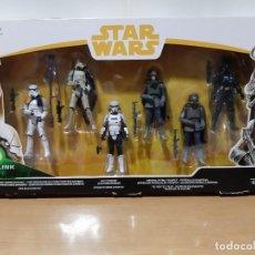 Figuras y Muñecos Star Wars: STAR WARS CAJA FIGURAS , FORCE LINK .. Lote 189212938