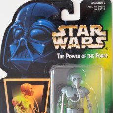 Figure e Bambolotti Star Wars: FIGURA STAR WARS 2-1B MEDIC DROID POTF GREEN NUEVA EN BLISTER. Lote 189283202