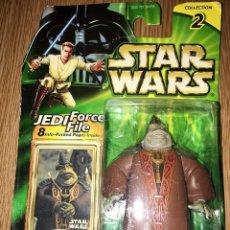 Figuras e Bonecos Star Wars: FIGURA STAR WARS BOSS NASS POTJ NUEVA EN BLISTER. Lote 189288347