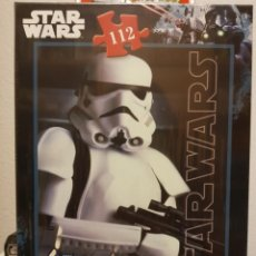 Figuras y Muñecos Star Wars: STAR WARS. PUZLE DEL IMPERIO 112 PIEZAS (NUEVO). Lote 189319627