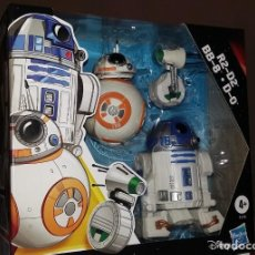 Figuras e Bonecos Star Wars: MUÑECO MUÑECOS FIGURA STAR WARS R2-D2 BB-8 D-0 THE RISE OF SKYWALKER. Lote 189430163