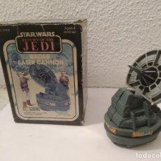 Figuras y Muñecos Star Wars: STAR WARS LÁSER CANNON CON CAJA. Lote 189454846