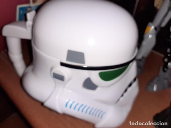 Figuras y Muñecos Star Wars: Lote merchandishing Star Wars.Figuras y naves. - Foto 9 - 189476283