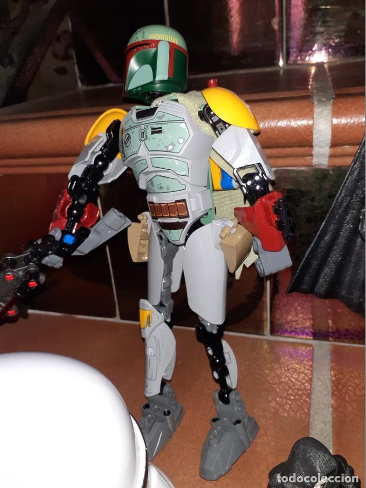 Figuras y Muñecos Star Wars: Lote merchandishing Star Wars.Figuras y naves. - Foto 13 - 189476283