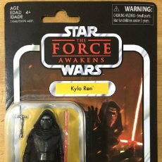 Figuras y Muñecos Star Wars: STAR WARS THE FORCE AWAKENS - KYLO REN. Lote 189505252