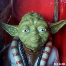 Figuras y Muñecos Star Wars: FIGURA STAR WARS MAESTRO YODA .DISNEY HASBRO. B NUEVO. Lote 189613771